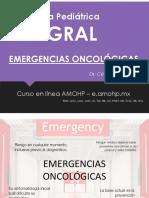 urgencia oncologica