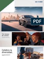 Hyundai Santa Fe Catalogo