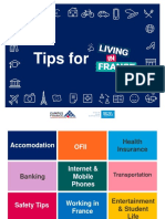 Tips for living in france by Campus France©
