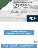 Impacto Medidas Económicas(1) (1)
