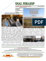 Feraesp - jornal22, 2019