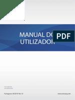 manual de equipamento samsung a20e