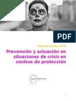 Informe Técnico 5 Prevención y Actuación en Situaciones de Crisis en Residencias 1
