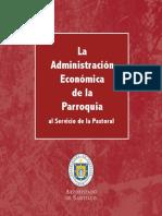 Manual Administracion Parroquial