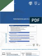 Autorizaciones Para La Actividad Acuícola