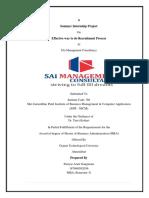 Final SIP Report
