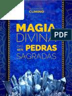 MAGIA DIVINA DAS PEDRAS SAGRADAS