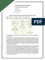 Diferencias Entre Proceso de Combustion Mep y Mec