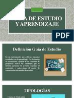 Guía de Estudio y Aprendizaje