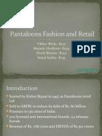 4Ps of Pantaloons