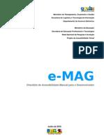 eMAG Checklist Acessibilidade Desenvolvedores