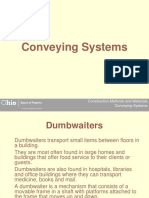Conveying