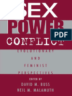 SEX POWER CONFLICT