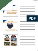 2012 PAPO de OFICINA Serie Zetec Rocam Caracteristicas e Funcionamento