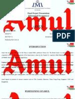 Amul Group 6