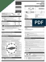 CONSULTA - Guia Rápido - DOMA049910 - Sinus Triad NG 2 e 3 Kva- Espec 0023640-00