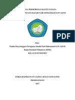 Cover Proposal Maulid