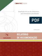 Relatorio AmpliacaoClofazimina-Hanseniase CP64 2018 (1)