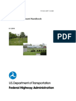 U.S. Federal Highway Administration Noise Measurement Handbook 2018