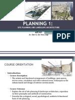 P1 Orientation