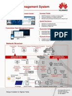 FusionSolar Smart PV Management System Brochure - En