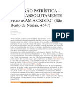 REFLEXÃO PATRÍSTICA.docx