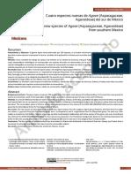 García-Mendoza et al 2019 cuatro especies.pdf