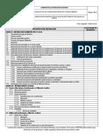 Indice Registro Molecula Nueva