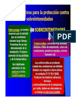 2..3..4.-Dispositivos Para La Protección Contra Sobreintensidades