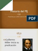 Historia del MJ.pptx