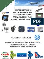 7 -Sensores Eletrónicos Para El Control y o Seguimiento