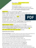 23. Portugues Descomplicado Estilística - Tipologia Textual