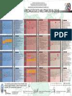 Calendario Pedagógico 2018-2019
