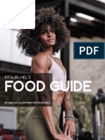 Fitgurmel Food Guide 3 Days