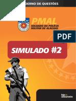 Simulado PM AL