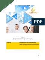 Cuaderno 1-Fundamentos de La Educación Parvularia