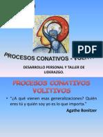 Procesos Conativos - Volitivos - Sesión 10