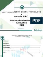 Plan anual de desarrollo de banjercito