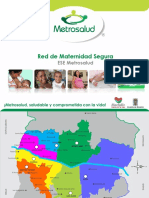 13. Presentacion Maternidad Segura Julio 16
