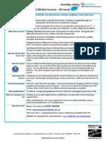 English Courses PDF