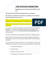 STRATEGIES FOR AFFILIATE MARKETING.docx