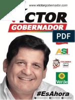 Plan Gob Victor Ramirez