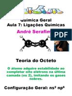 Aula_11_12_Ligaes Qumicas 2019