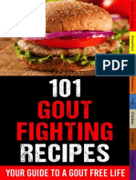 Gout Cookbook 11