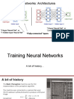 Neural Networks Training 1