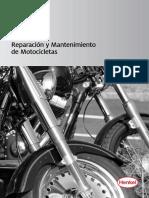 NUEVO Folleto Reparacion y Mantenimiento de Motocicletas 2017