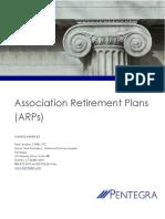 Association Retirement Plans