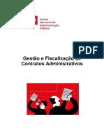 Apostila Gestão e Fiscalização de Contratos [Enap]