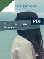 Grynberg Halina - Mameloshn Memoria Ferita Aperta
