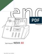 Spectroquant (Nova 60 Merck)